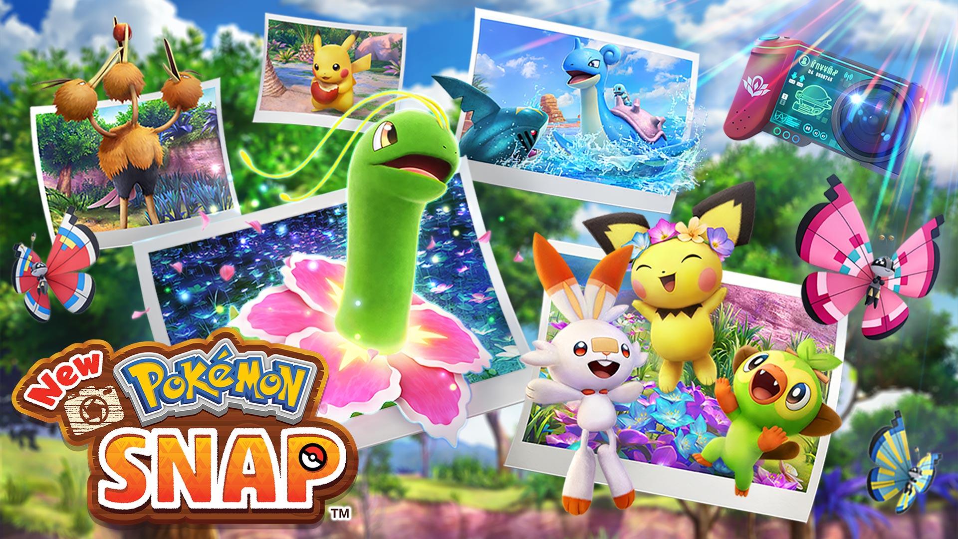 New Pokémon Snap /Nintendo Switch/eShop Download