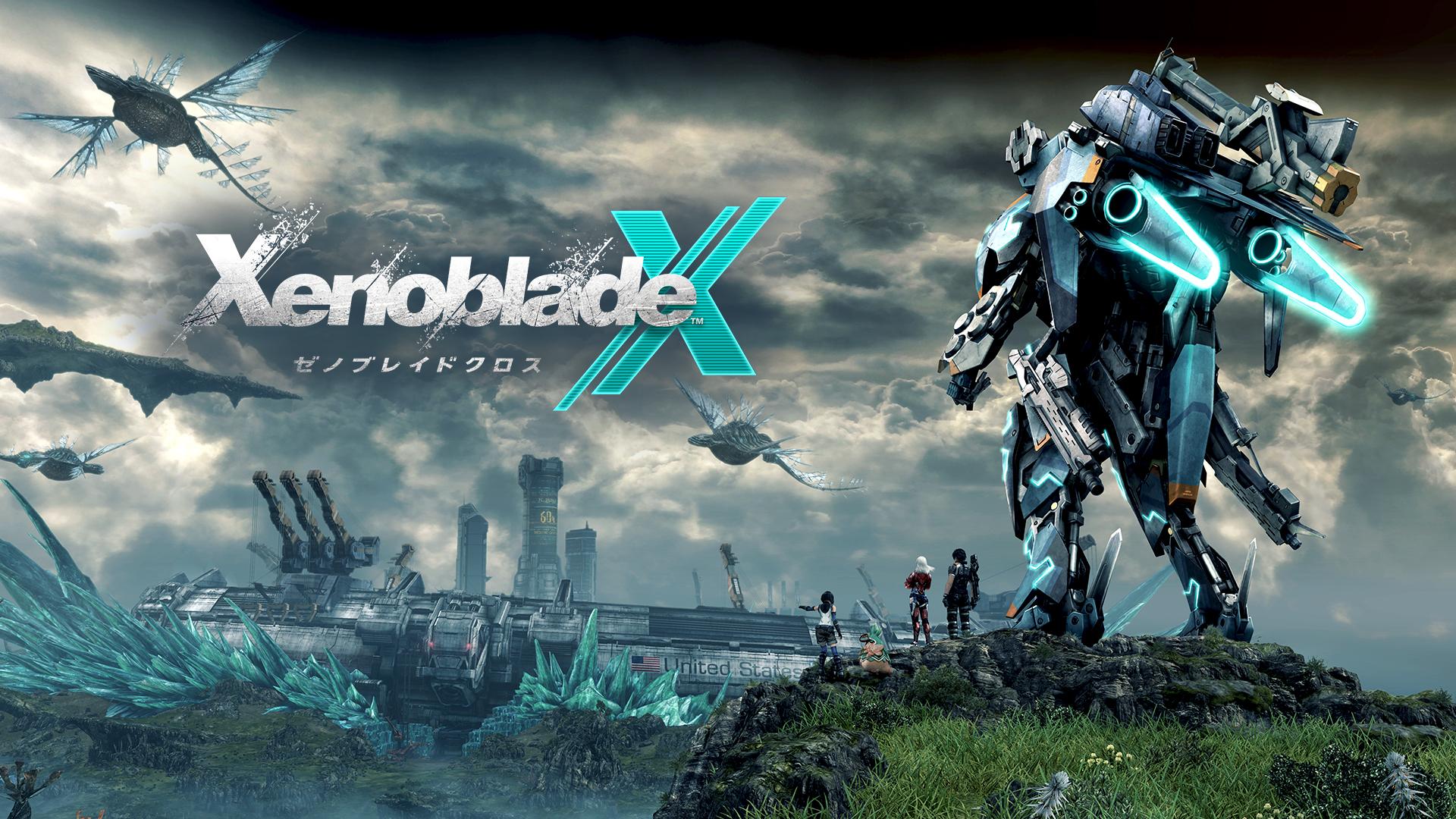 XenobladeX ゼノブレイドクロス | Wii U | 任天堂