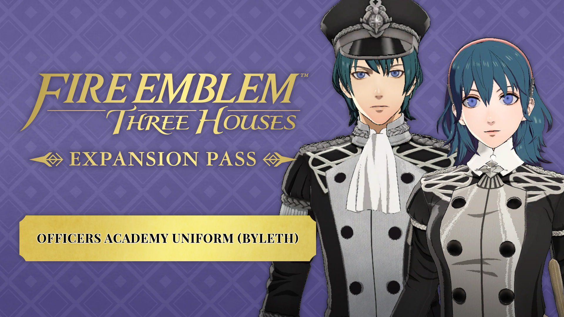 Officers Academy Uniform (Byleth)
