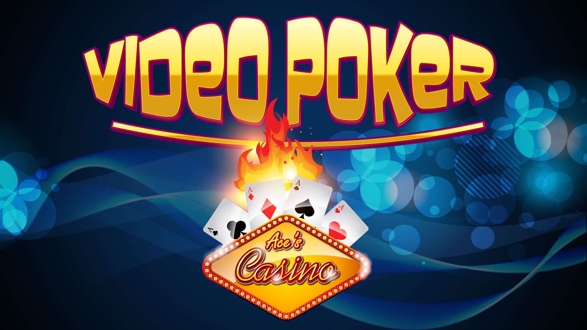Video Poker @ Aces Casino/Nintendo Switch/eShop Download