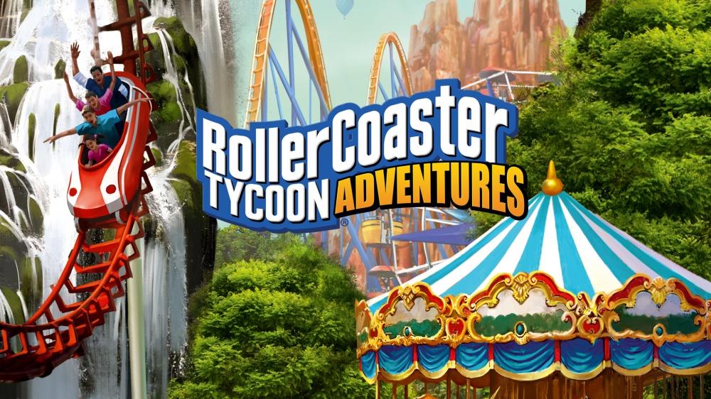 RollerCoaster Tycoon Adventures/Nintendo Switch/eShop Download