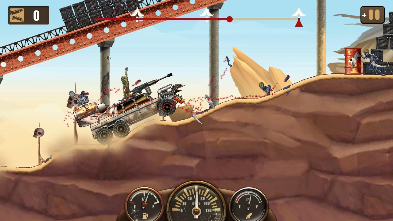 Zombie Hill Race