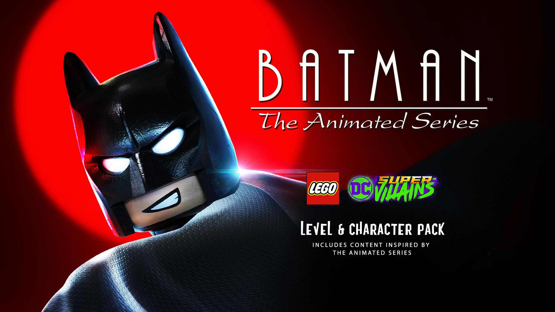 LEGO® DC Super-Villains Batman: The Animated Series Level ...