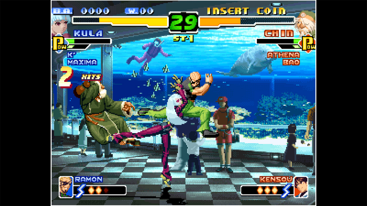Aca Neogeo The King Of Fighters 2000 Nintendo Switch Eshop Download