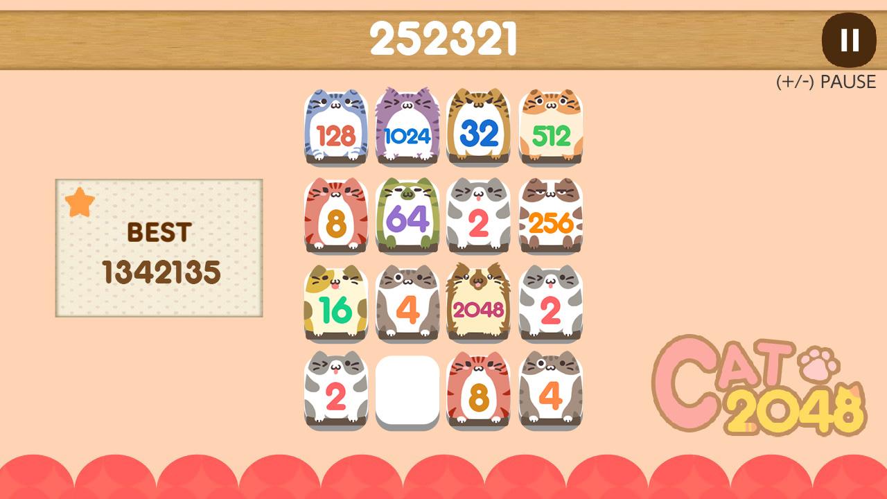 2048 CAT