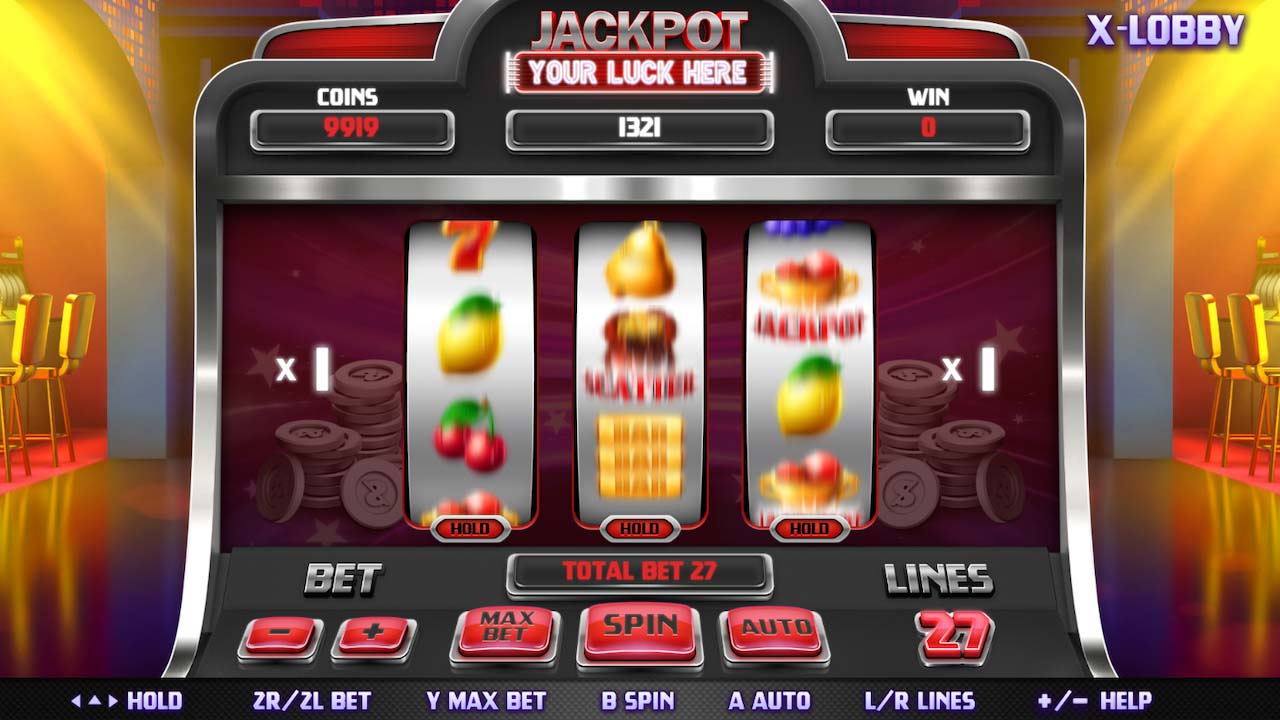 Slot Games On Switch