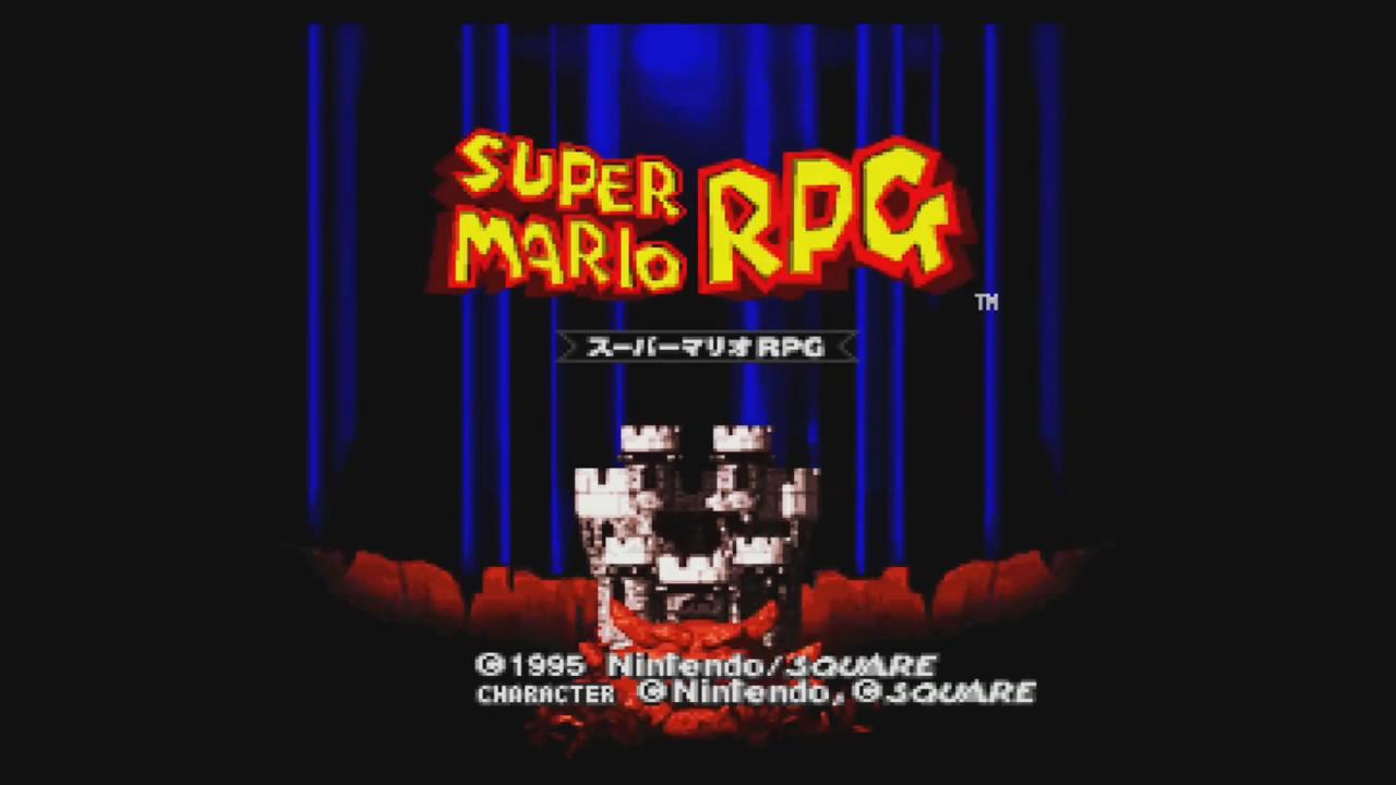 マリオ rpg スーパー
