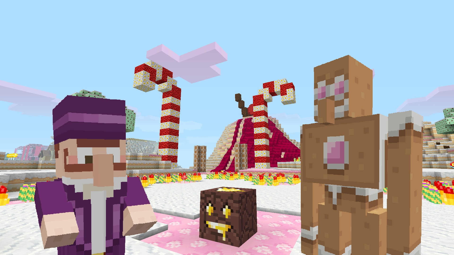 Candy Texture Pack