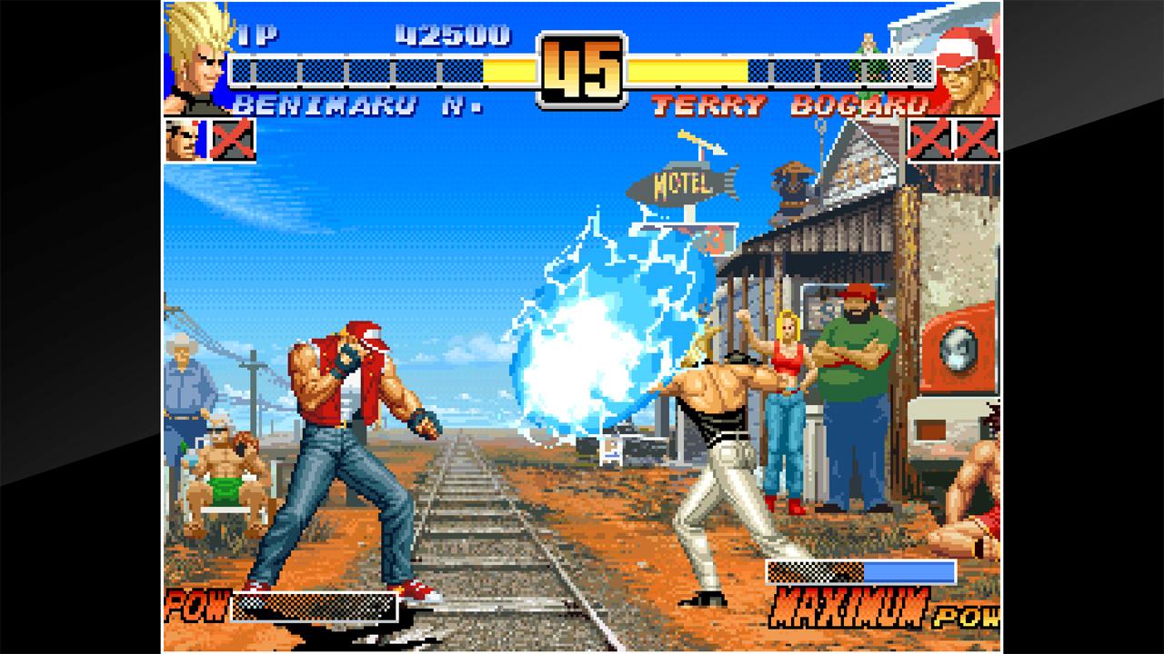 ACA NEOGEO THE KING OF FIGHTERS '96