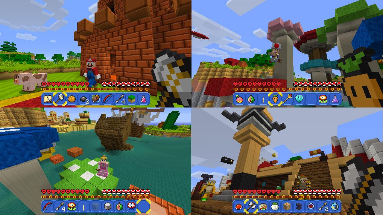 Downloadable Content/Minecraft: Nintendo Switch Edition/Nintendo