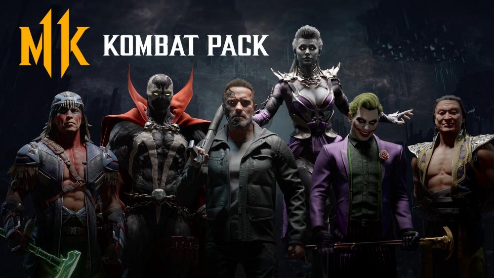 Mortal Kombat 11 Kombat Pack Nintendo Switch Nintendo