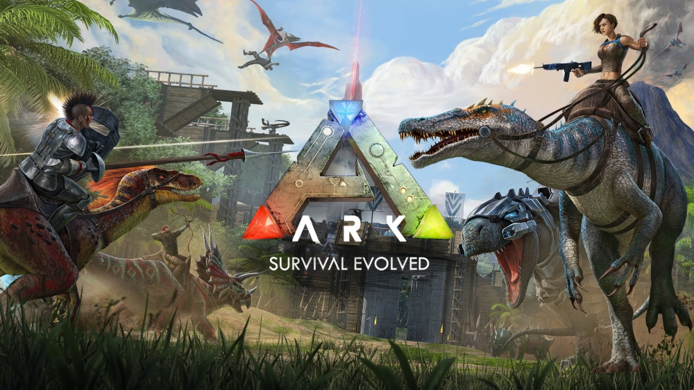 ARK: Survival Evolved/Nintendo Switch/eShop Download