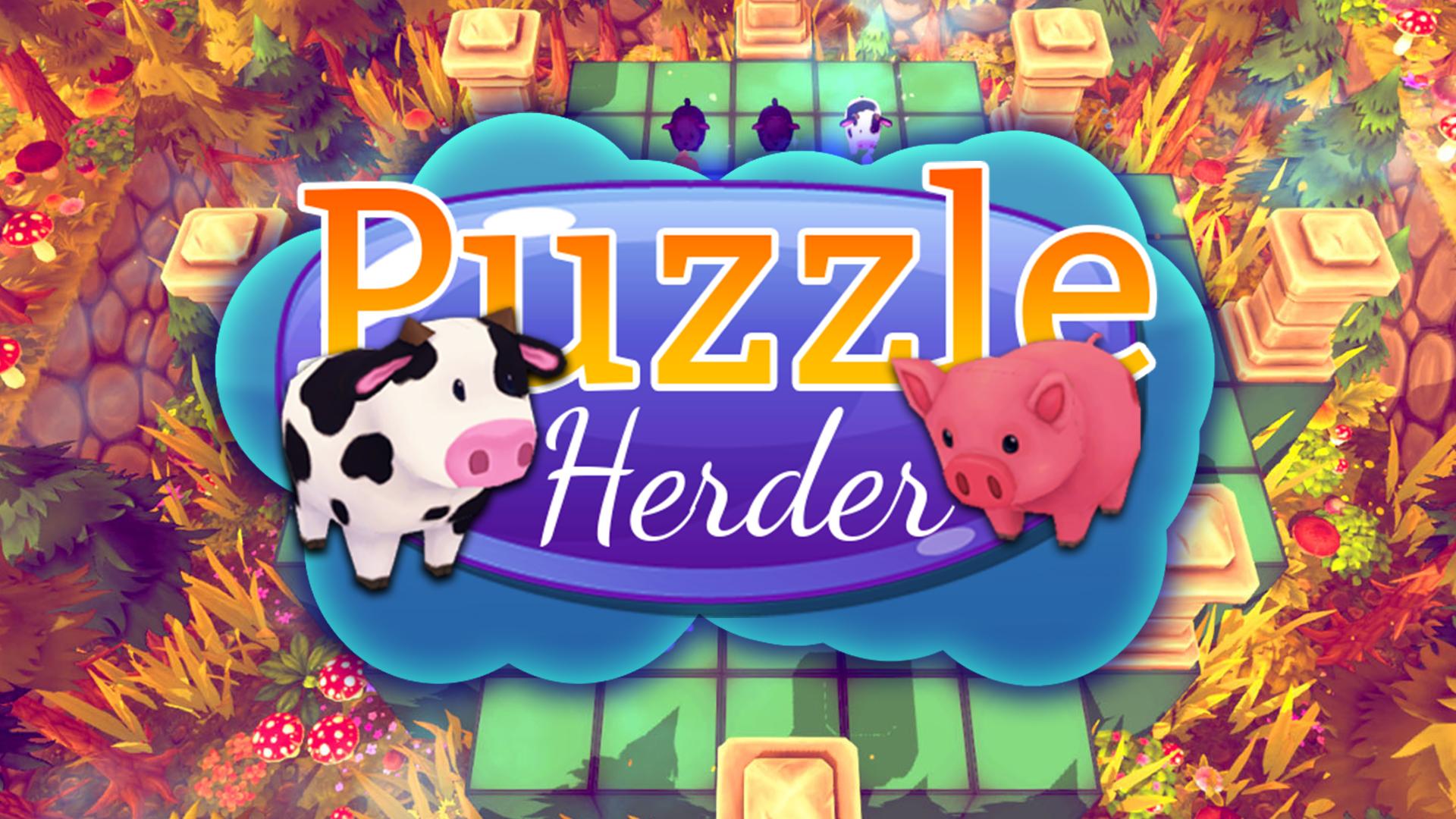 Resultado de imagem para Puzzle Herder  switch