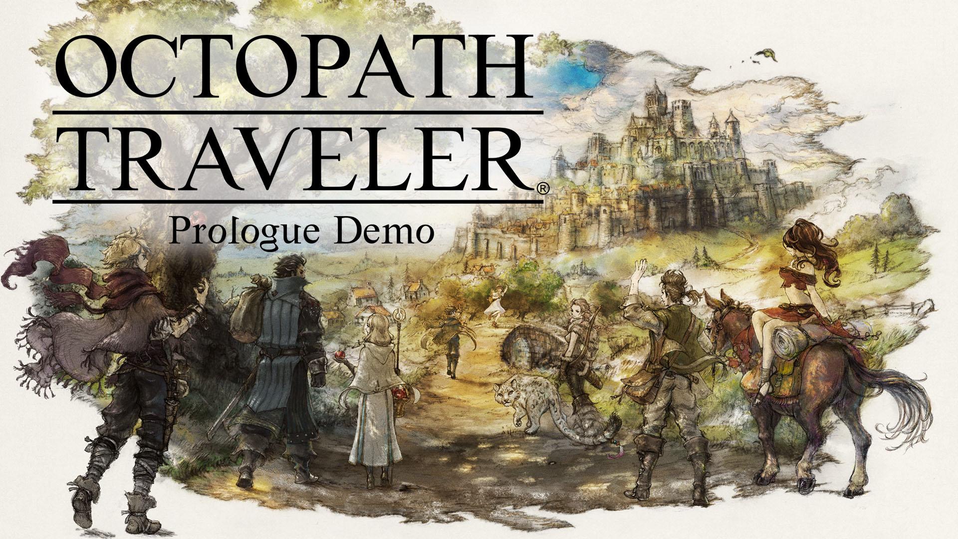 Octopath Traveler™ - Prologue Demo Version