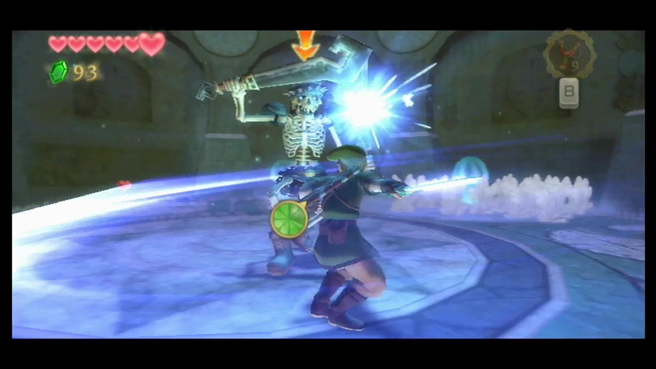 ゼルダの伝説 スカイウォードソード | Wii U | 任天堂