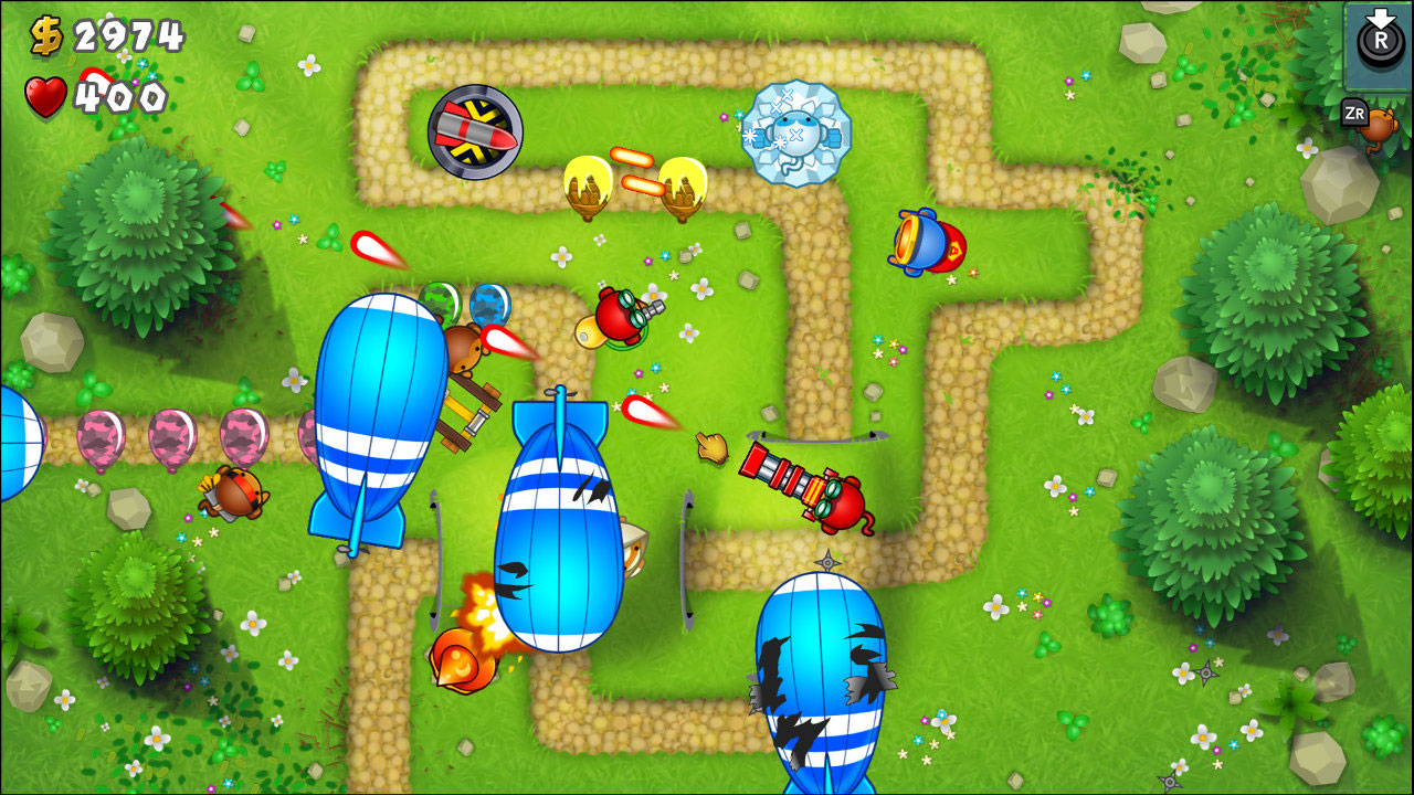 Bloons TD 5 hack cheat with unlimited resources