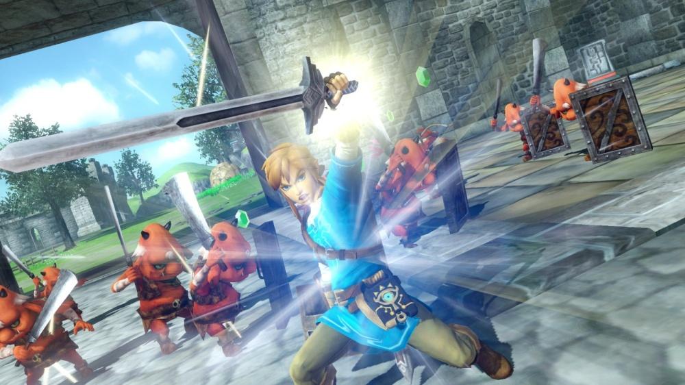 Hyrule Warriors Definitive Edition Nintendo Switch Eshop Download