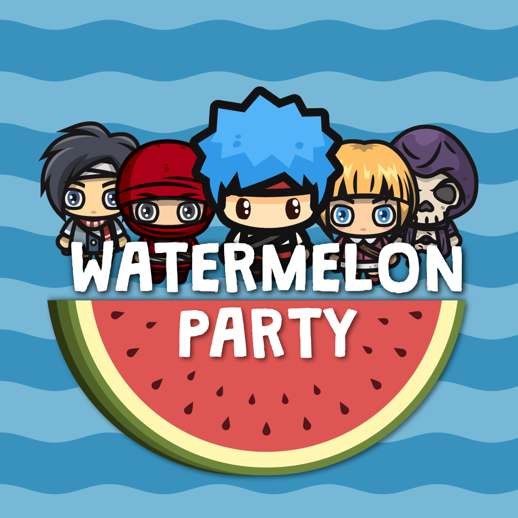 Bullet time fighting watermelon gaming games