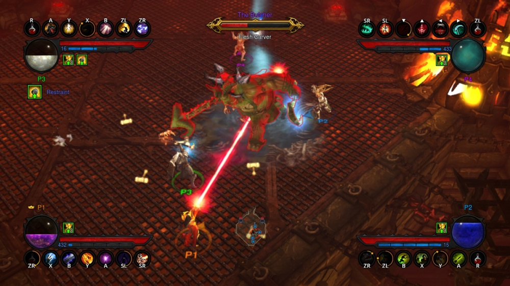 Diablo Iii Eternal Collection Nintendo Switch Eshop Download