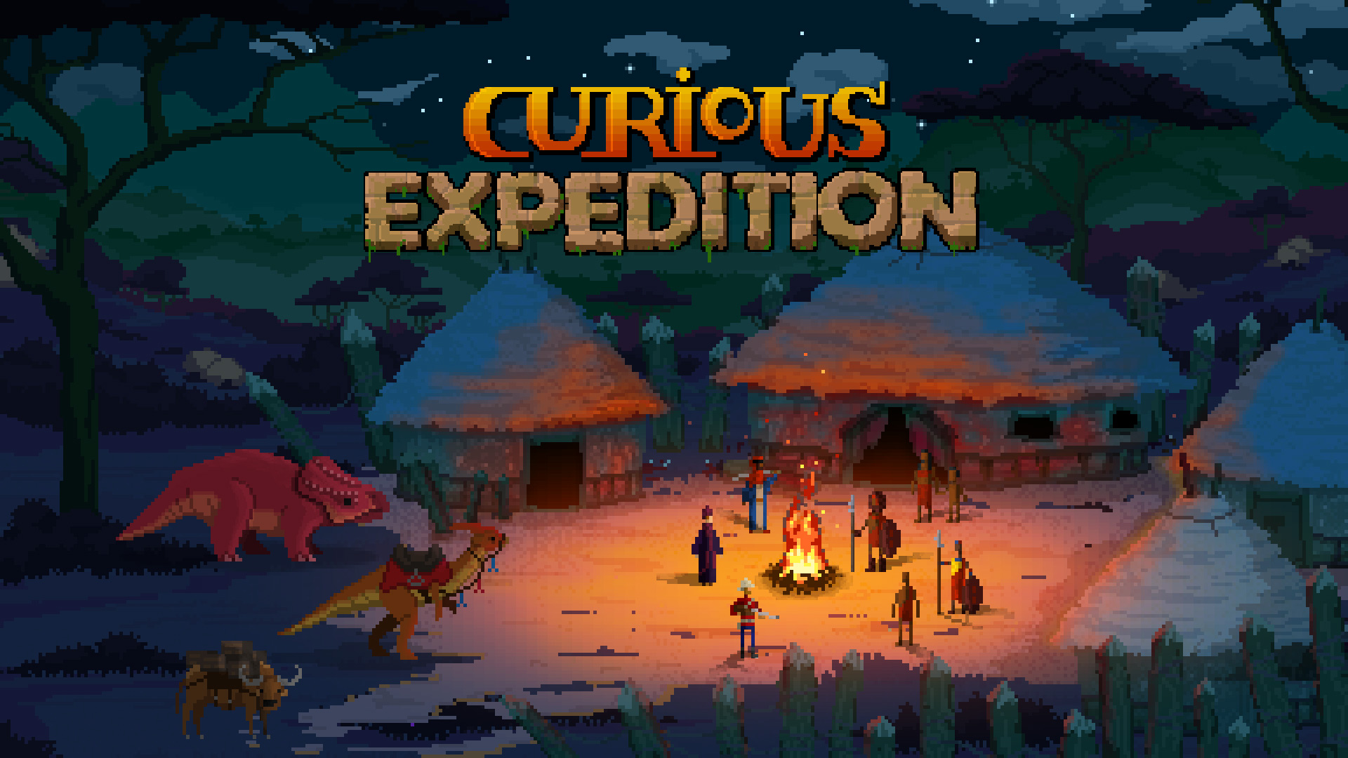 Nintendo Switch|ダウンロード購入|Curious Expedition