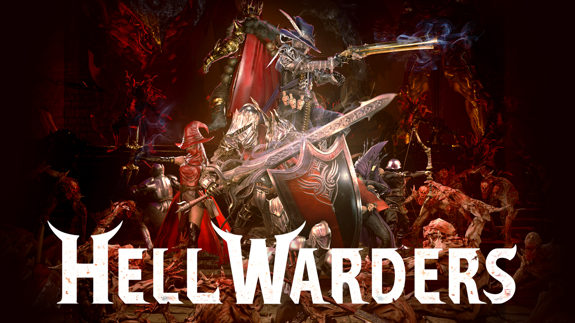 Hell Warders [XCI/NSP] - WebGamer NET | The Website for Gamer