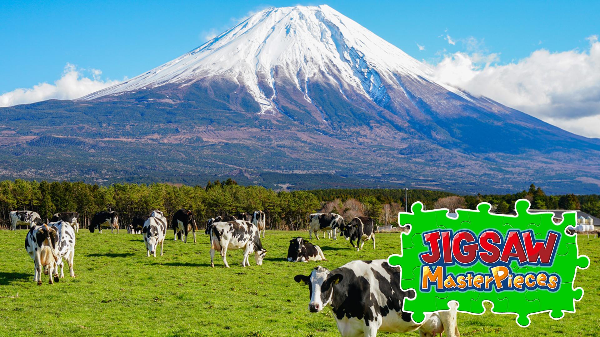 Fujiyama - Mountain Fuji -