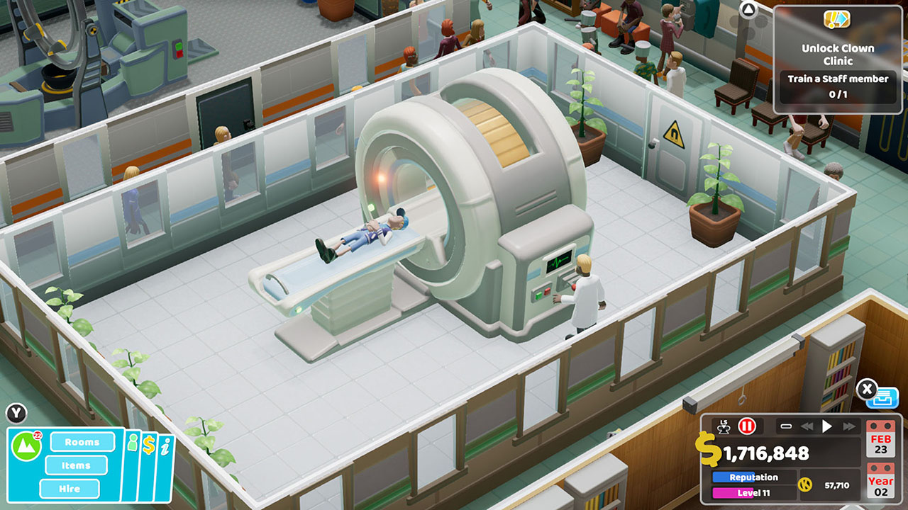 Two Point Hospital™