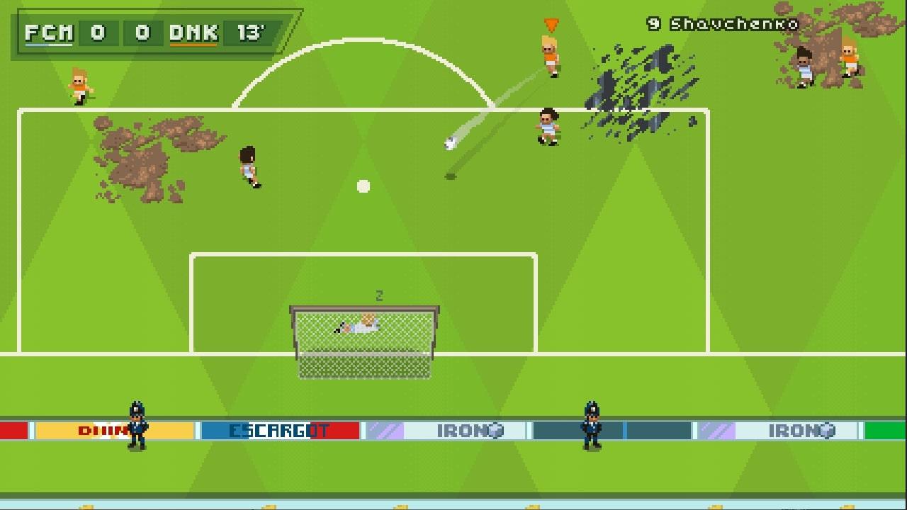 Super Arcade Football