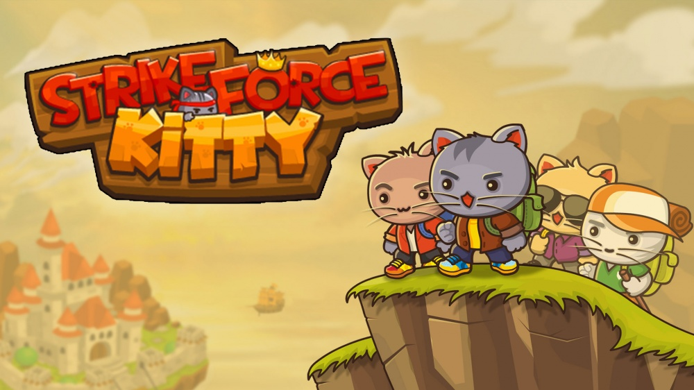Strike Force Kitty/Nintendo Switch/eShop Download