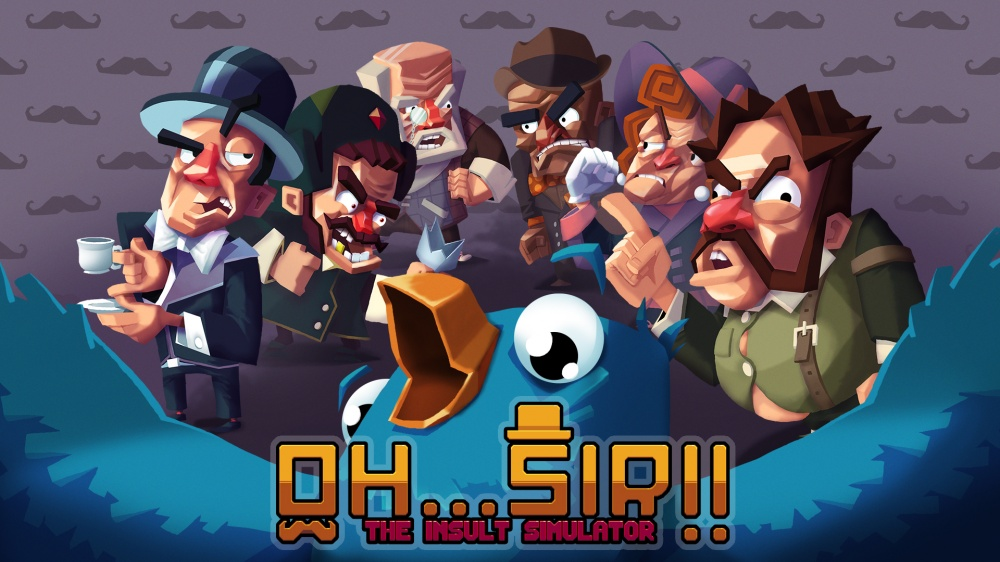 Oh   Sir! The Insult Simulator/Nintendo Switch/eShop Download