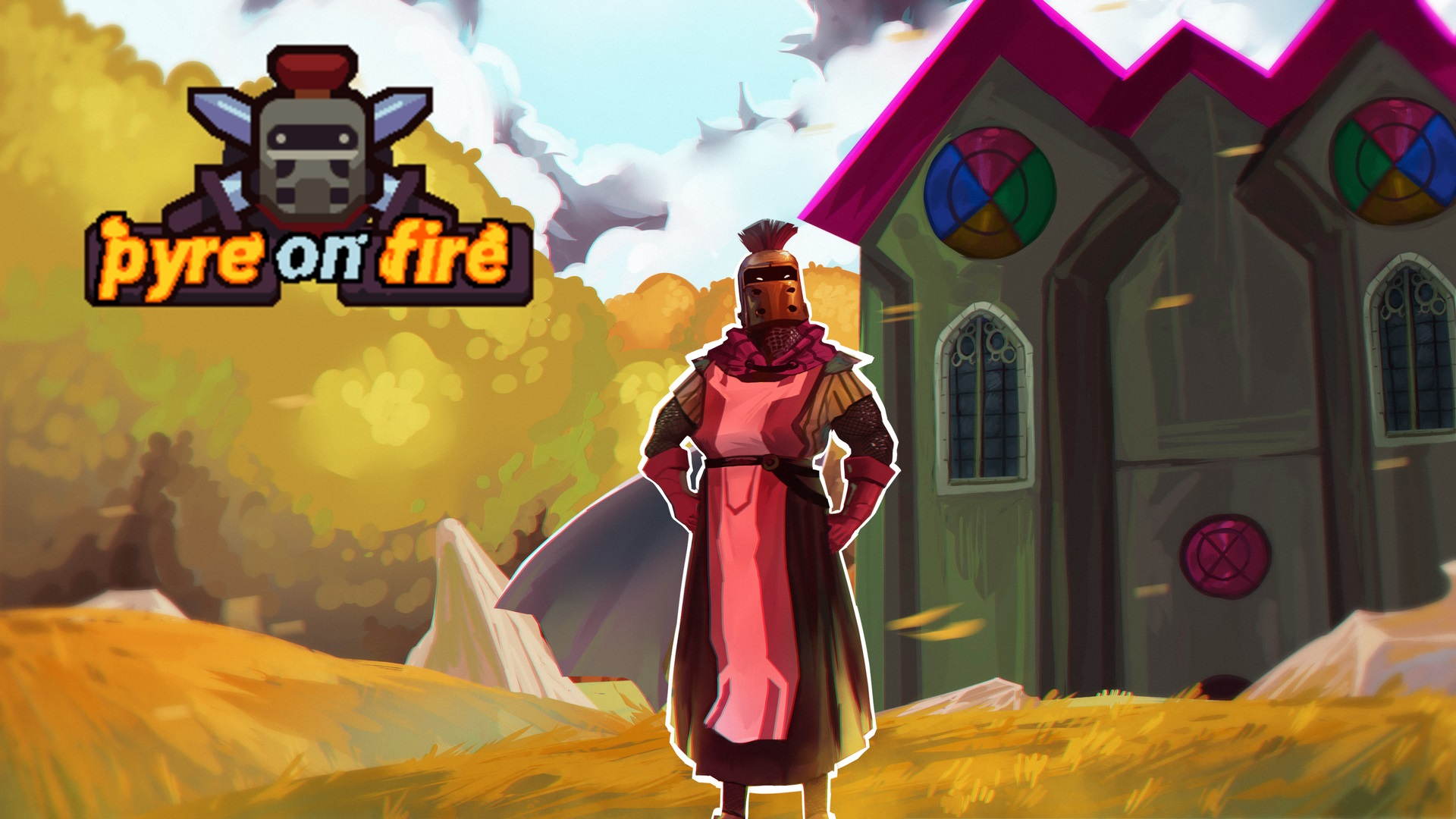 Pyre on Fire: Ten Pages