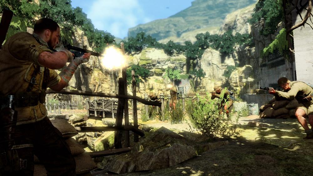 Sniper Elite 3 Ultimate Edition/Nintendo Switch/eShop Download