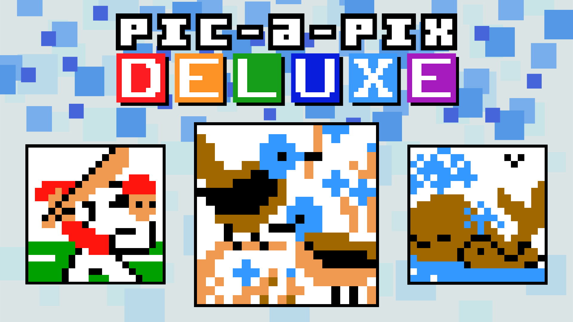 Large Puzzles 6