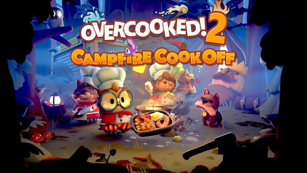 Overcooked! 2 - Campfire Cook Off/Overcooked! 2/Nintendo