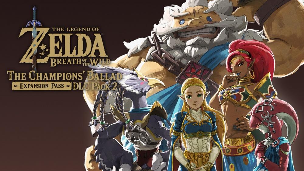 The Champions Ballad Dlc Pack 2 The Legend Of Zelda