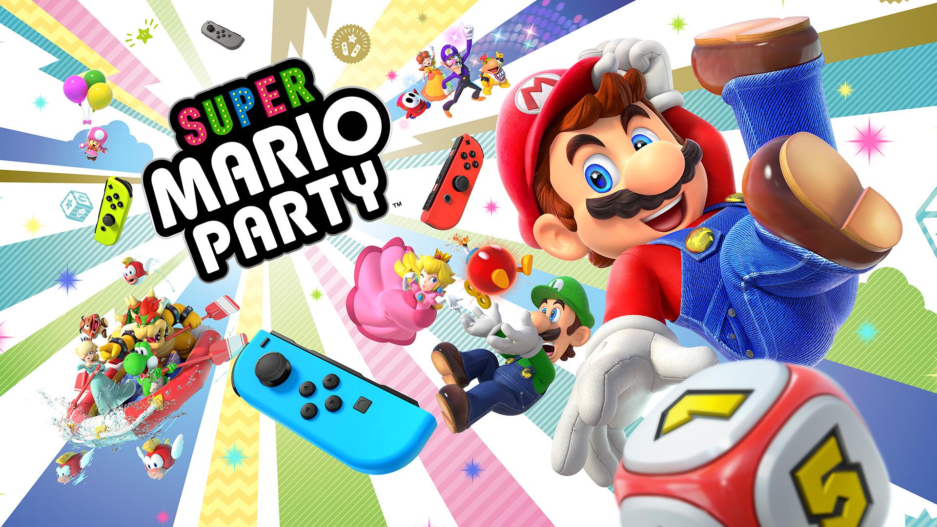 Super Mario Party Nintendo Switch Eshop Download