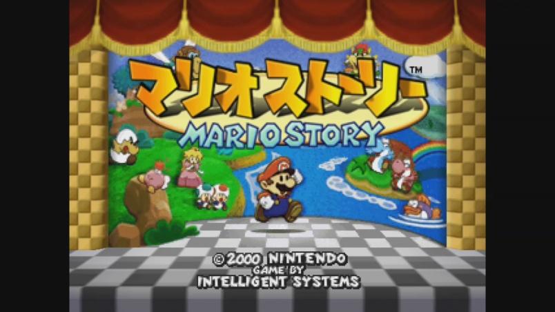 マリオストーリー | Wii U | 任天堂