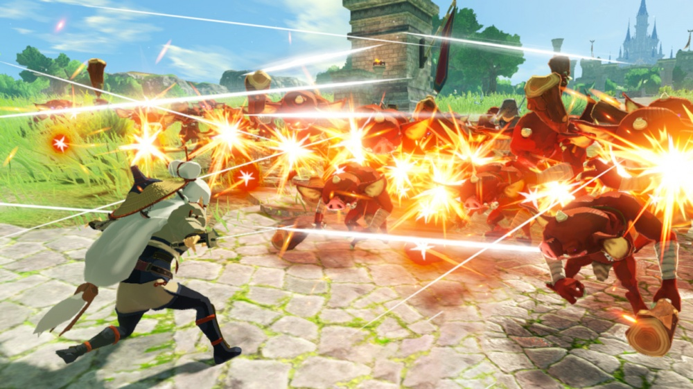 Hyrule Warriors Age Of Calamity Nintendo Switch Eshop Download