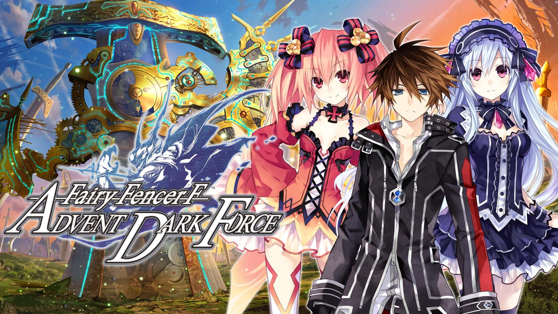 Fairy Fencer F Advent Dark Force Nintendo Switch Eshop Download