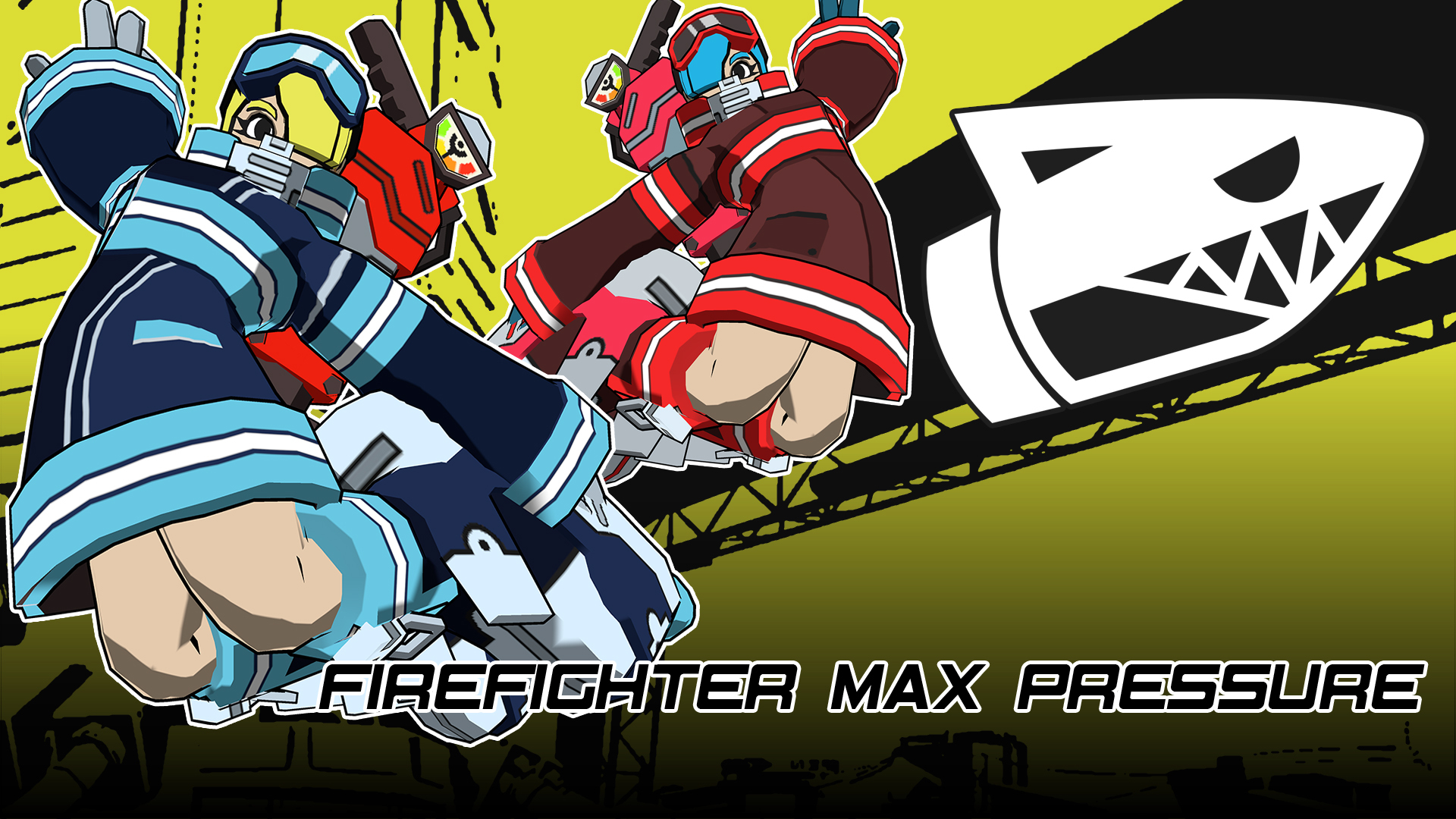 Firefighter Max Pressure outfit for Jet
