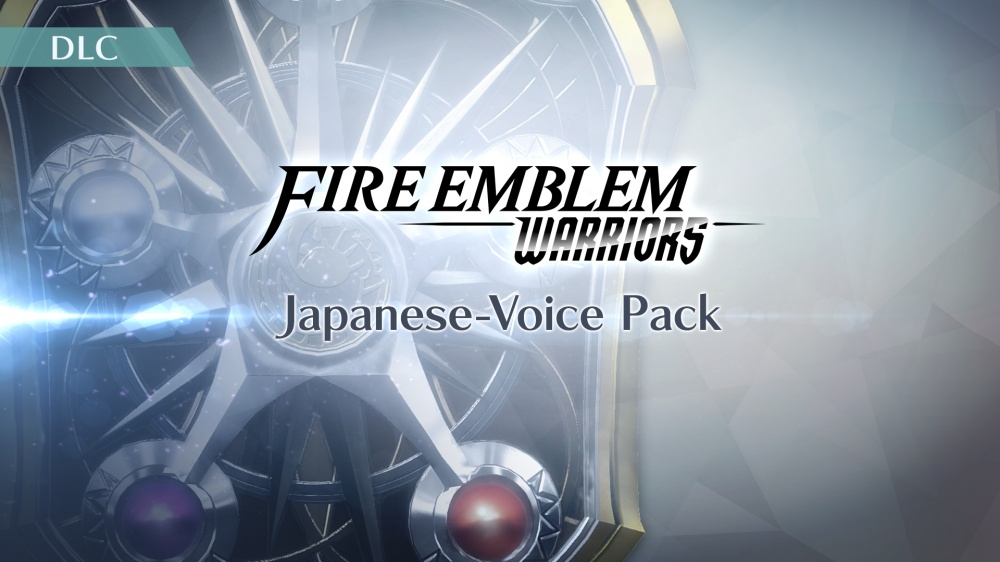 Japanese-Voice Pack/Fire Emblem Warriors™/Nintendo Switch/Nintendo