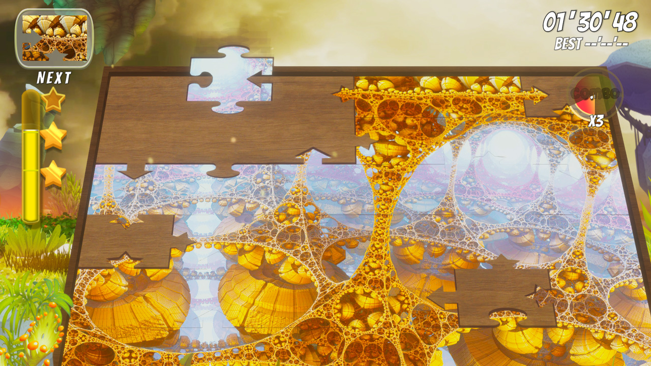 #NoLimitFantasy, Super Puzzles Dream
