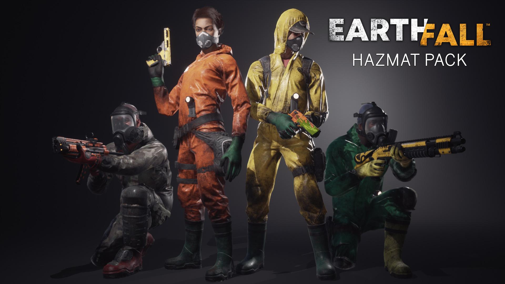 Earthfall™ Hazmat Pack