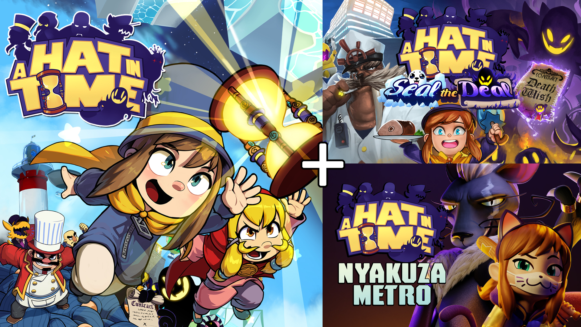 A Hat In Time Ultimate Edition Nintendo Switch Nintendo
