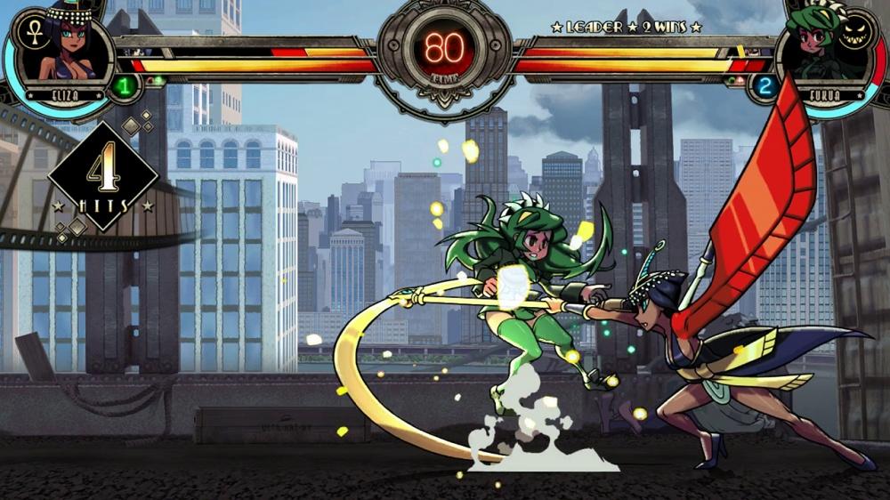 Skullgirls 2nd Encore Nintendo Switch Eshop Download