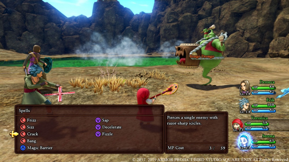 Dragon Quest Xi S Echoes Of An Elusive Age Definitive Edition Nintendo Switch Eshop Download