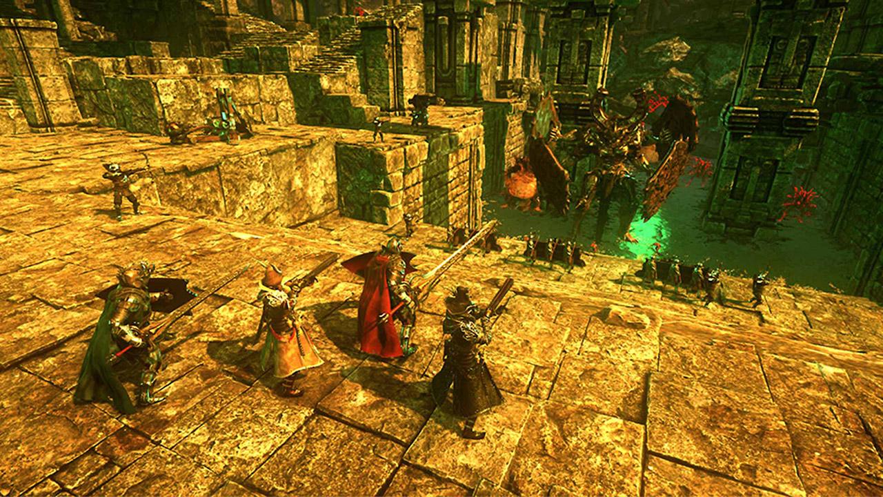Hell Warders [XCI/NSP] - WebGamer NET | The Website for Gamer