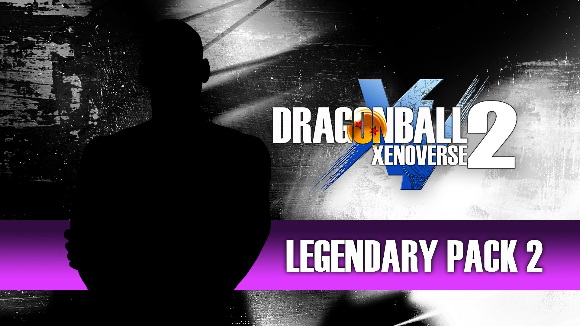 DRAGON BALL XENOVERSE 2 - Legendary Pack 2