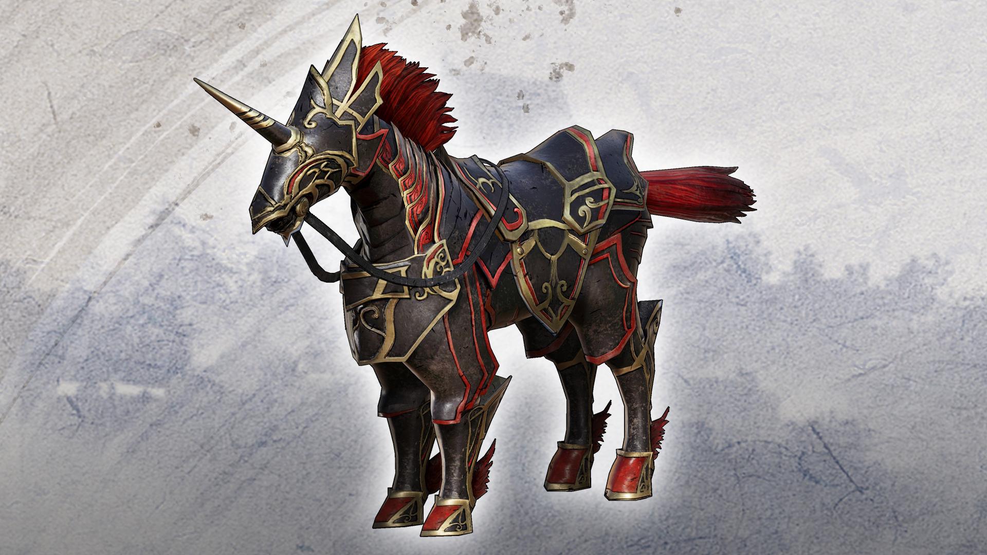 """Additional Horse """"Iron Coat"""""""