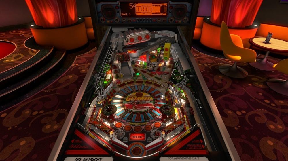 Pinball FX3 - Williams™ Pinball: Volume 1/Pinball FX3/Nintendo